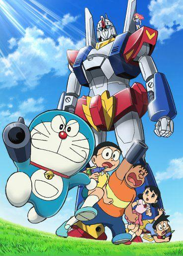 Doraemon Movie 2011 Nobita and the New Steel Troops ...