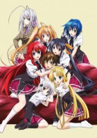 High School DxD BorN ( Season 3 ) [ Subtitle Indonesia ]