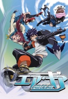 Air Gear (BD) 1-25 Batch Subtitle Indonesia