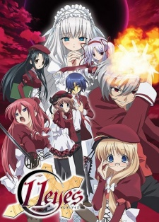 11 Eyes Season 2 BD Batch Subtitle Indonesia