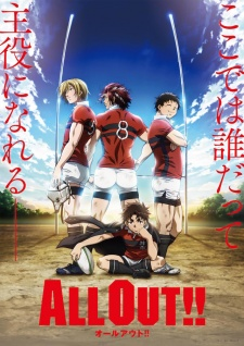 All Out!! Season 2 BD Batch Subtitle Indonesia