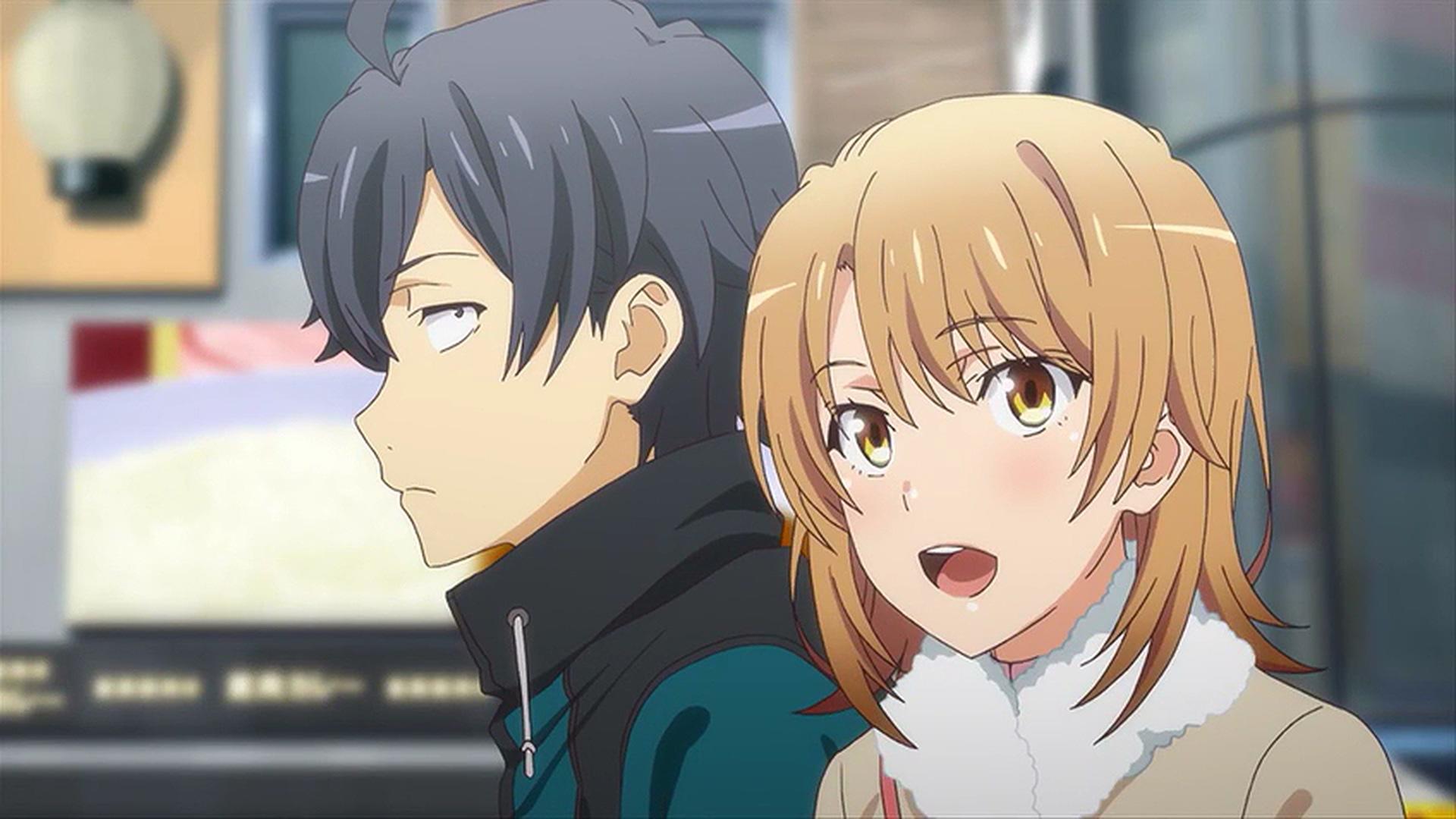 Oregairu.Zoku ( Season 2 ) OVA | Anime Kovers