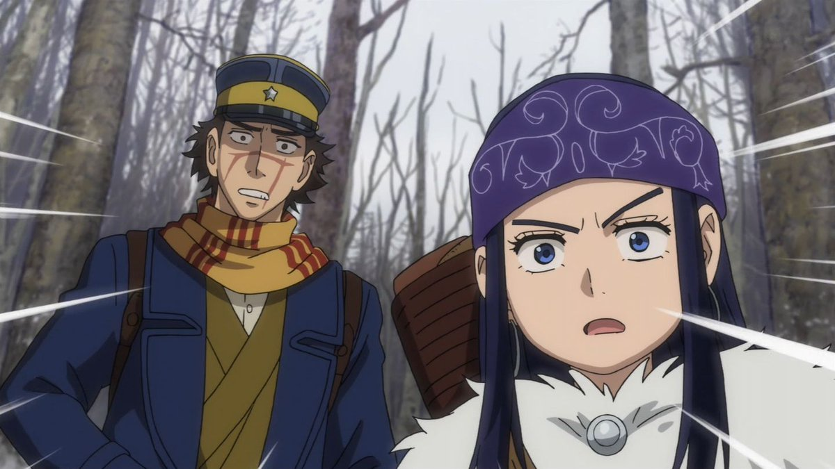 Golden Kamuy Episode 8 Subtitle Indonesia