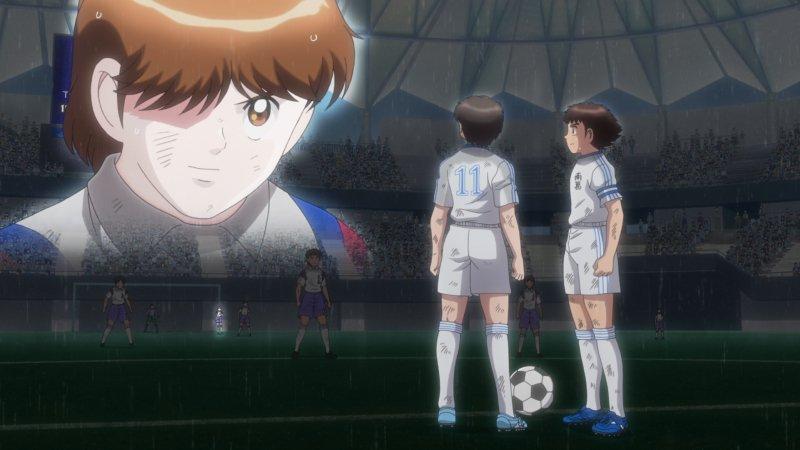 Hasil gambar untuk captain tsubasa 2018 episode 22