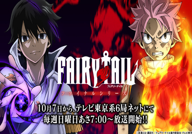 Image result for Fairy Tail: Final Series