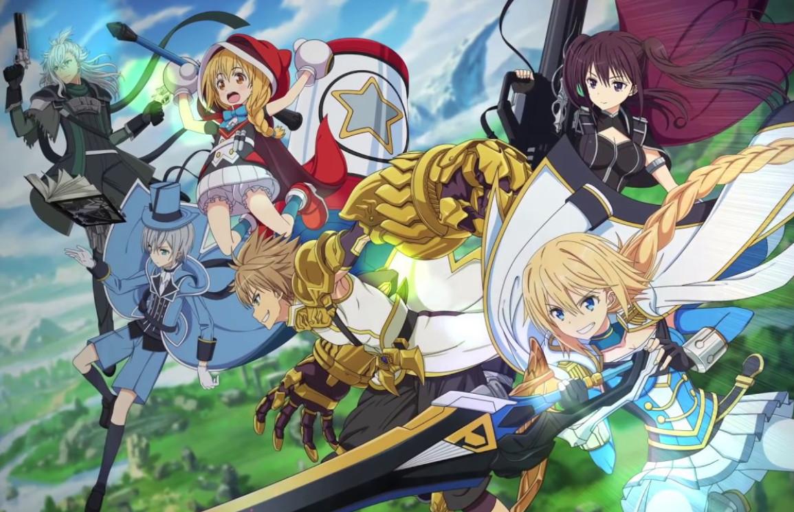 Hangyakusei Million Arthur Subtitle Indonesia Anime Site Download