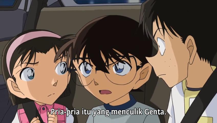 Detective Conan Episode 918 Subtitle Indonesia