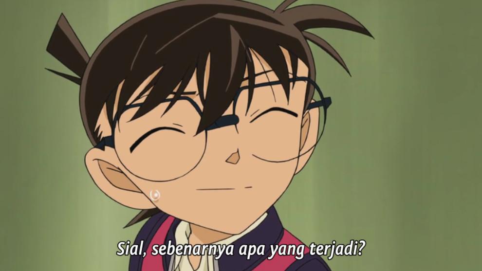 Detective Conan Episode 919 [ Subtitle Indonesia ]