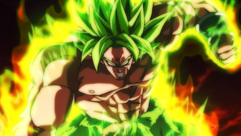 Dragon Ball Super Movie Broly Subtitle Indonesia