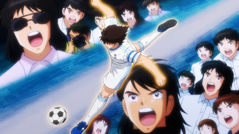 Download Captain Tsubasa 2018 Episode 42 Subtitle Indonesia