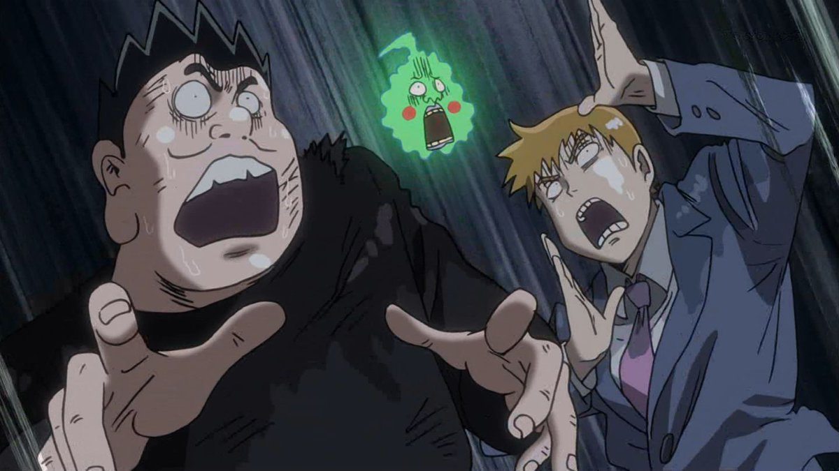 Download Anime Mob Psycho 100 S2