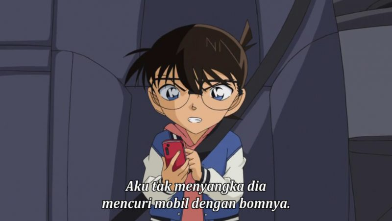Detective Conan Episode 932 [ Subtitle Indonesia ]