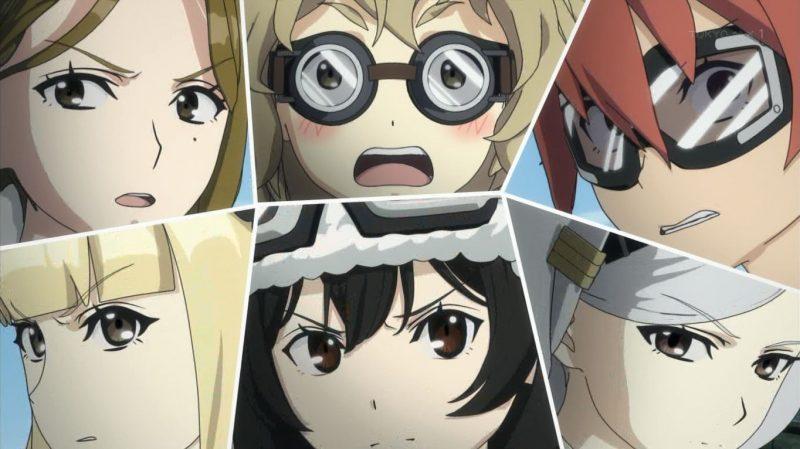 Kouya no Kotobuki Hikoutai Episode 10 Subtitle Indonesia