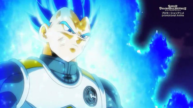 Dragon Ball Heroes Episode 11 [ Subtitle Indonesia