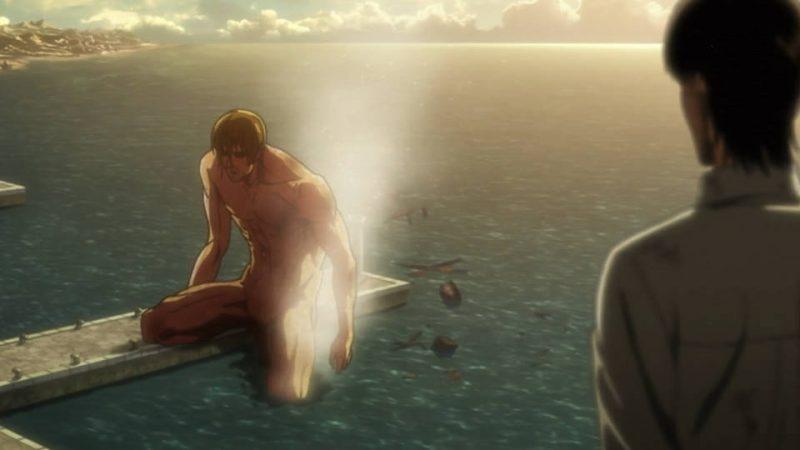 Shingeki no Kyojin Season 3 Part 2 Episode 9 [ Subtitle Indonesia