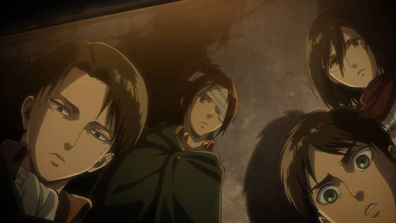 Shingeki no Kyojin Season 3 Part 2 Episode 7 Subtitle Indonesia