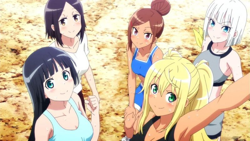 Dumbbell Nan Kilo Moteru? Episode 12 ( END ) [ Subtitle Indonesia ]