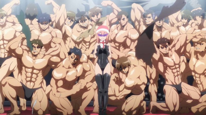 Dumbbell Nan Kilo Moteru Episode 10 Subtitle Indonesia