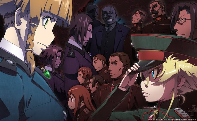 Download Youjo Senki The Movie Subtitle Indonesia