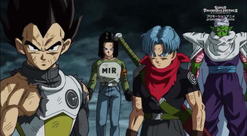 Dragon Ball Heroes Episode 17 Subtitle Indonesia