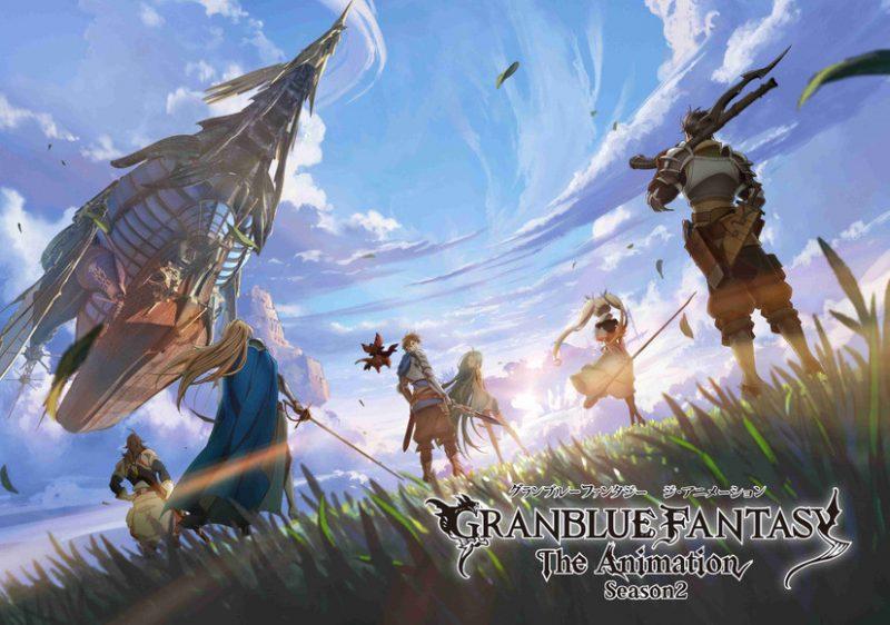 Granblue Fantasy Season 2 Episode 1 Subtitle Indonesia