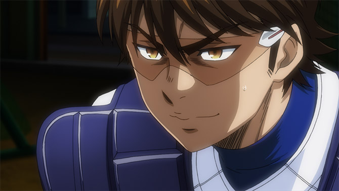 Diamond no Ace: Act II Episode 29 [ Subtitle Indonesia ]
