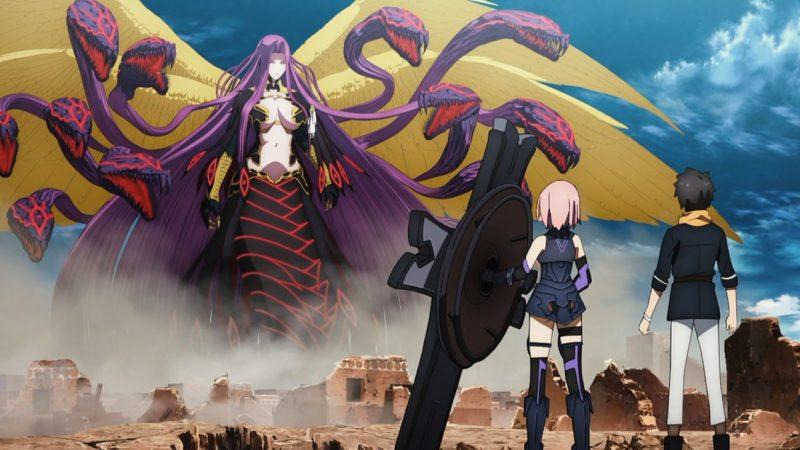 Fate Grand Order Zettai Majuu Sensen Babylonia Episode 7 Subtitle Indonesia