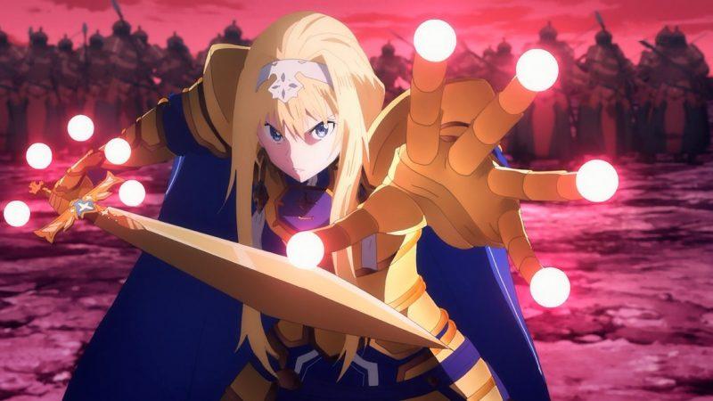 Sword Art Online Alicization War of Underworld Episode 12 Subtitle Indonesia