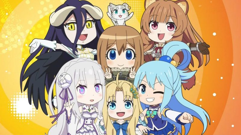 Download Isekai Quartet Season 2 Episode 12 Subtitle Indonesia