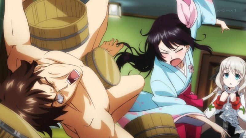 Shin Sakura Taisen the Animation Episode 2 Subtitle Indonesia