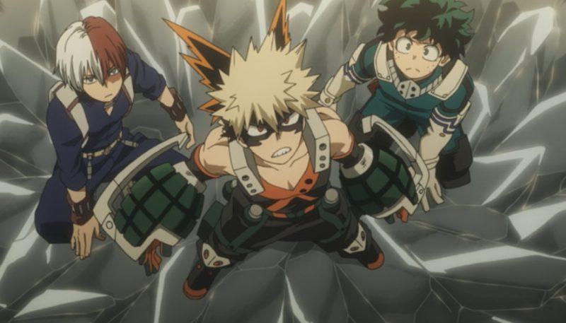 Boku no Hero Academia Ikinokore Kesshi no Survival Kunren OVA 2 Subtitle Indonesia