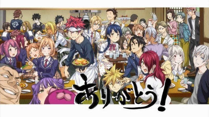 Shokugeki no Souma Season 5 Episode 13 Subtitle Indonesia