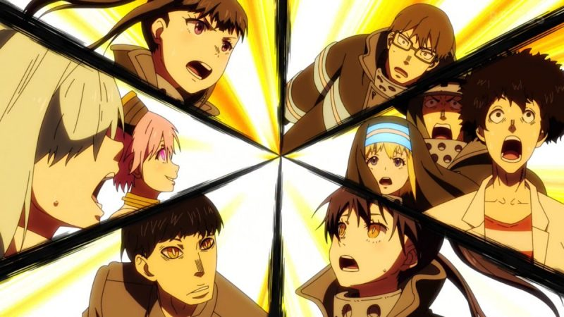 Download Enen no Shouboutai Season 2 Episode 17 Subtitle Indonesia