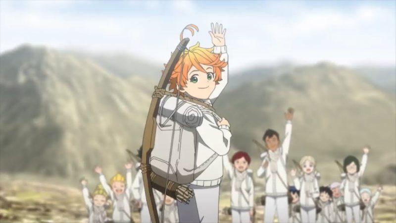 Yakusoku no Neverland Season 2 Episode 3 Subtitle Indonesia