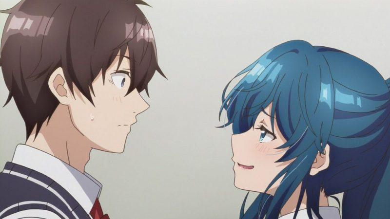 Jaku-Chara Tomozaki-kun Episode 6 Subtitle Indonesia