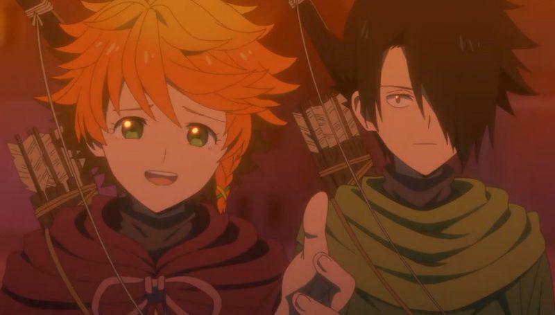 Yakusoku no Neverland Season 2 Episode 9 Subtitle Indonesia
