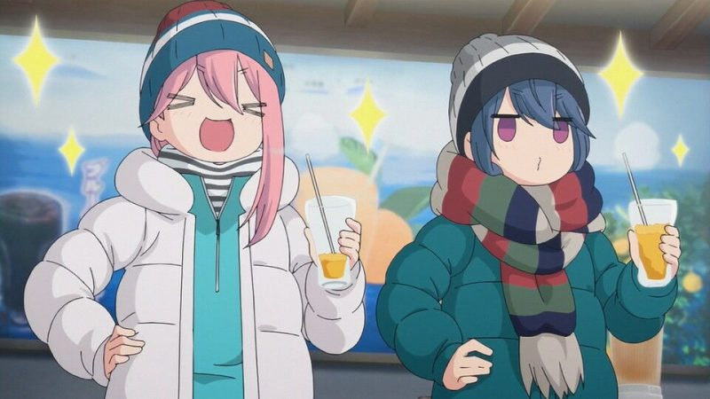 Yuru Camp Season 2 Episode 10 Subtitle Indonesia