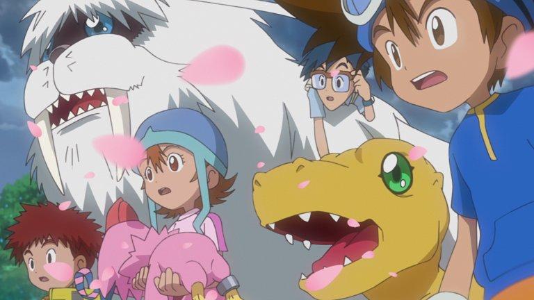 Digimon Adventure 2020 Episode 43 Subtitle Indonesia