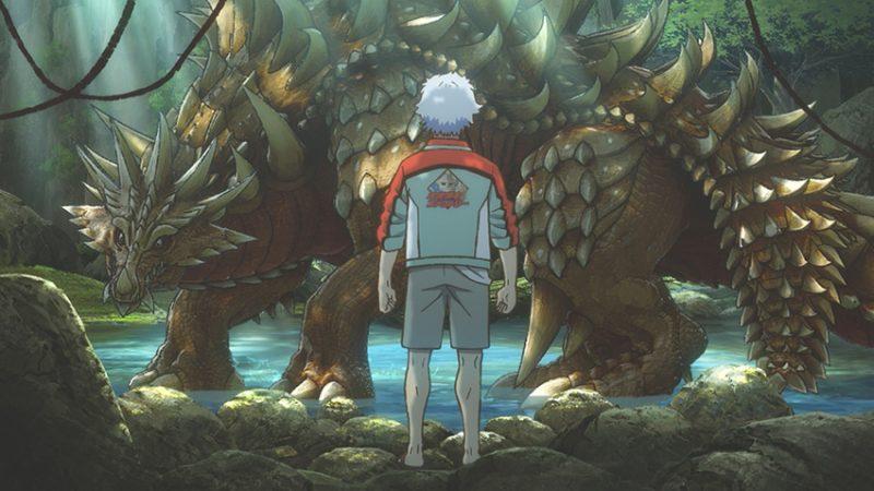 Godzilla Singular Point Episode 5 Subtitle Indonesia