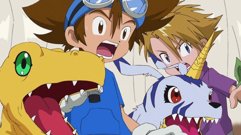 Digimon Adventure 2020 Episode 46 Subtitle Indonesia